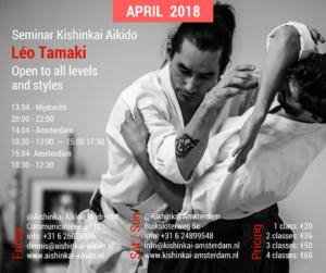 Seminar Leo Tamaki April 2018 V2